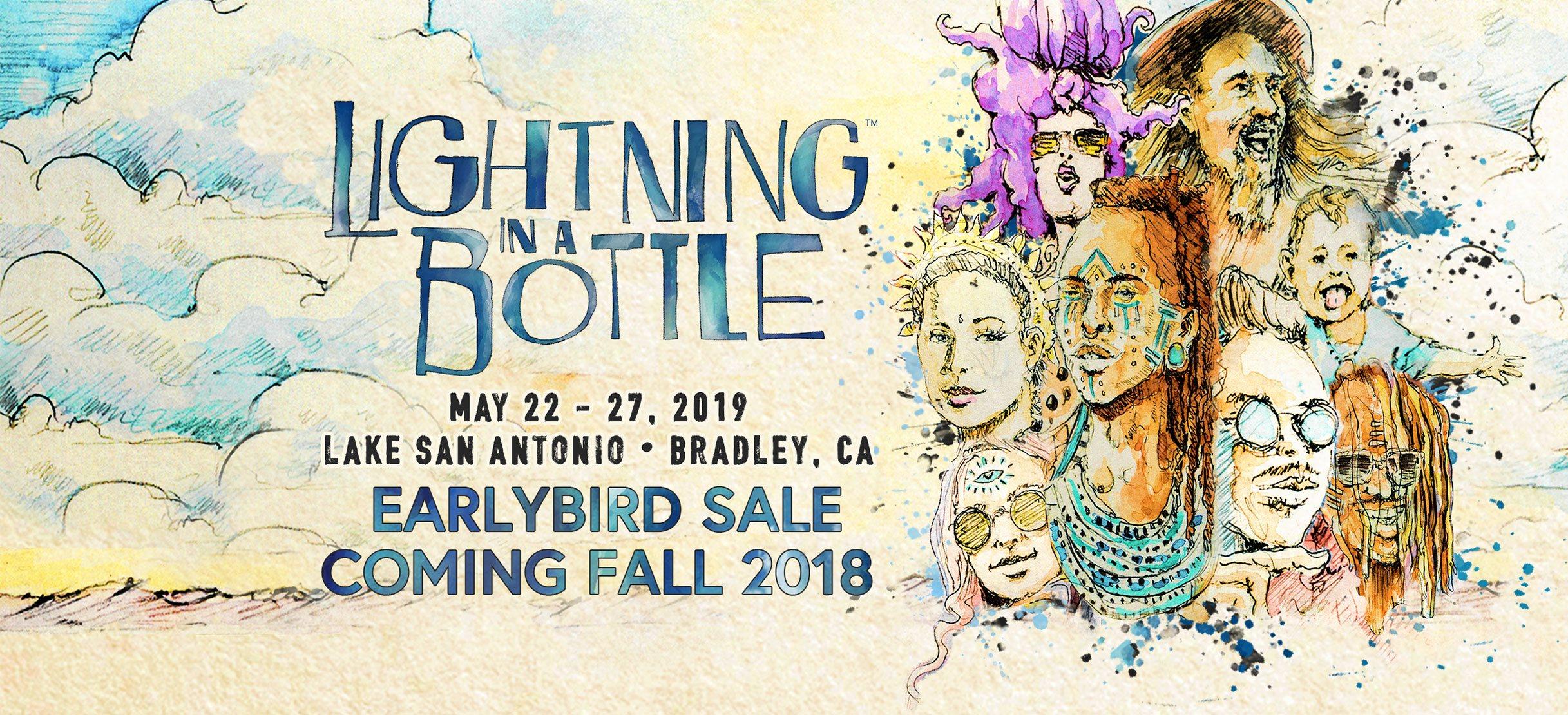 Lightning in a Bottle Festival 2019