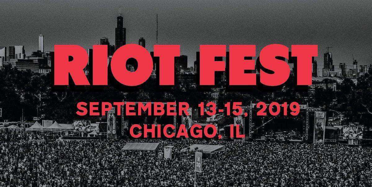 Riot Fest 2019