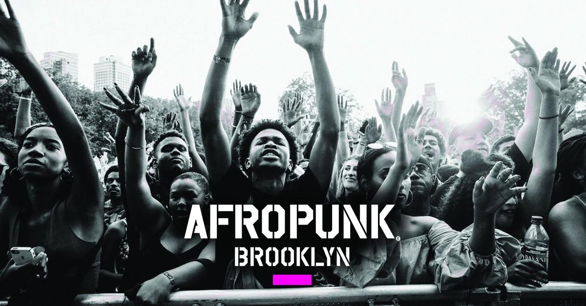 AFROPUNK FEST Brooklyn 2019