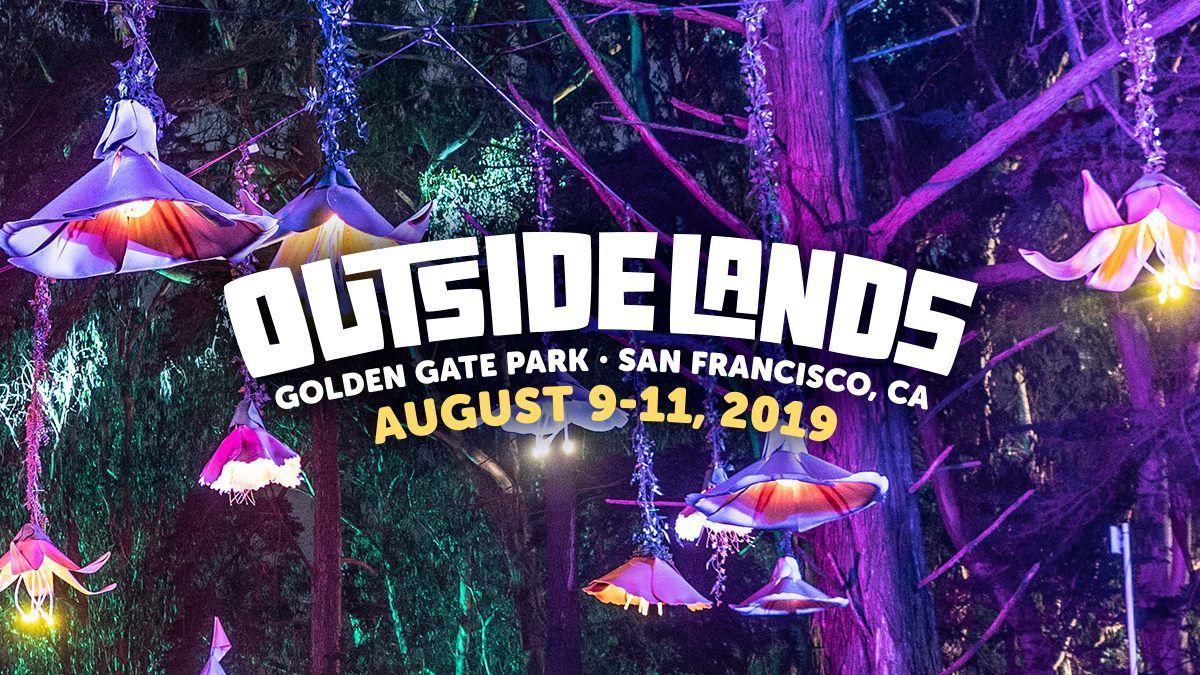 Outside Lands Festival 2019