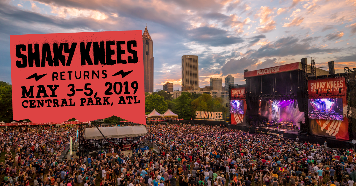 Shaky Knees 2019