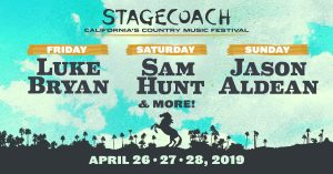 Stagecoach California's Country Music Festival 2019